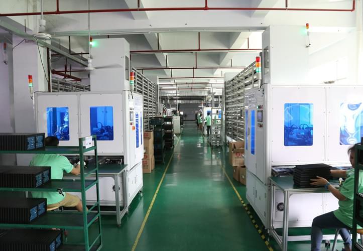 【元和丰】工业3.0工业智能生产车间