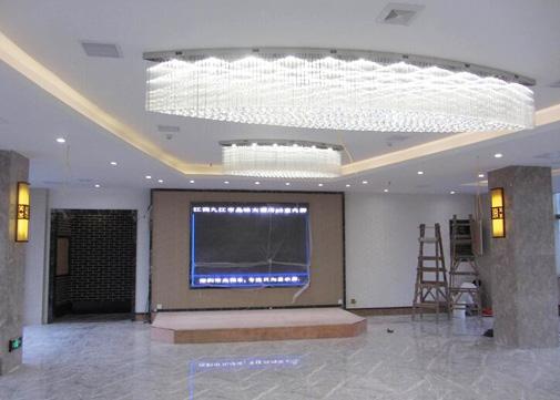 室内LED全彩屏系列应用案例