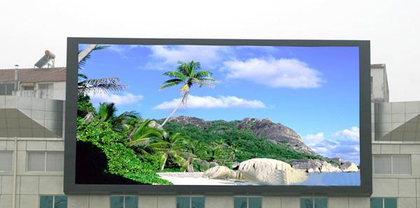 户外P5租赁LED显示屏