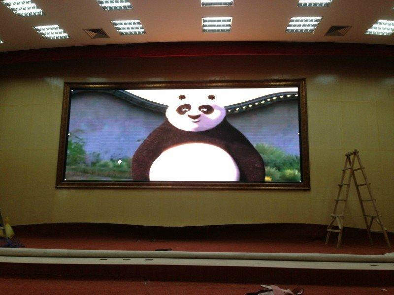 《元和丰光电》LED显示屏光污染问题解决