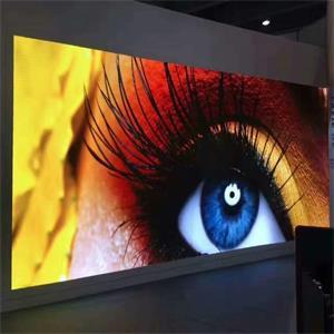 室内LED小间距显示屏的优点与缺点