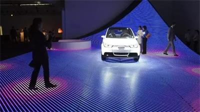 LED地砖屏的应用区域,这些让你意想不到!