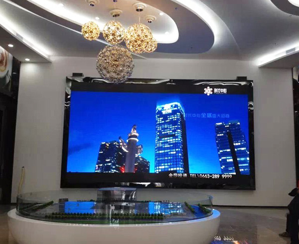 P3室内全彩显示屏