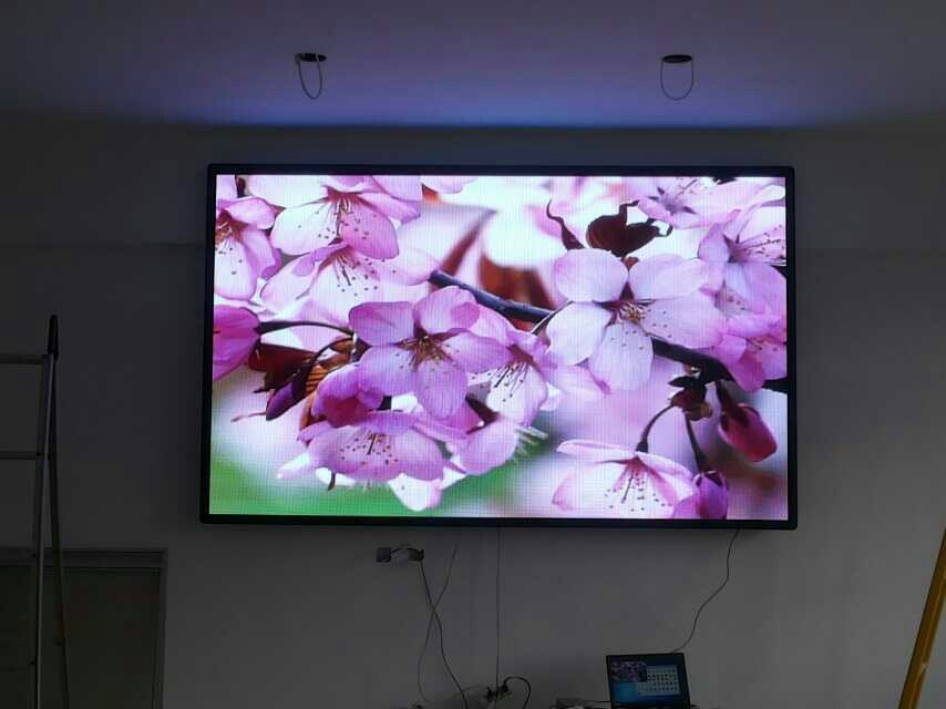 p4.81室内全彩led显示屏