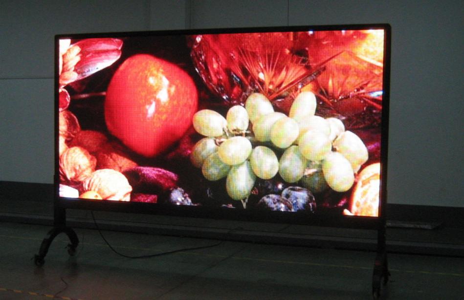 p4室内全彩led显示屏