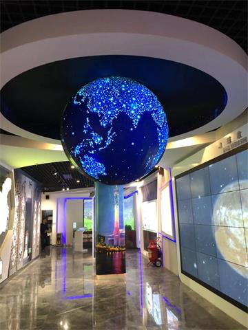 球形LED显示屏