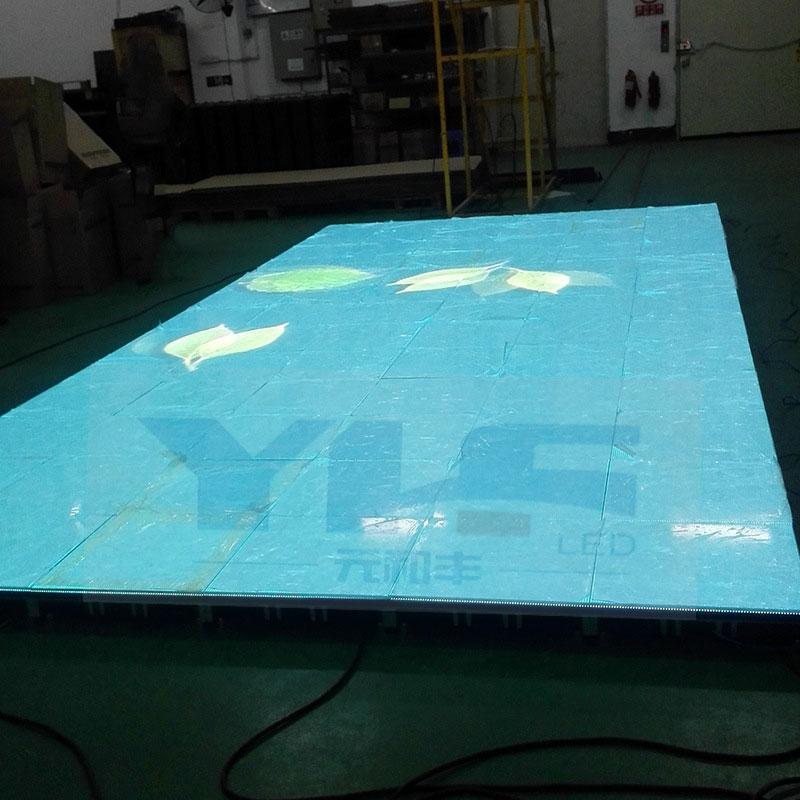 p5.2 LED地砖屏