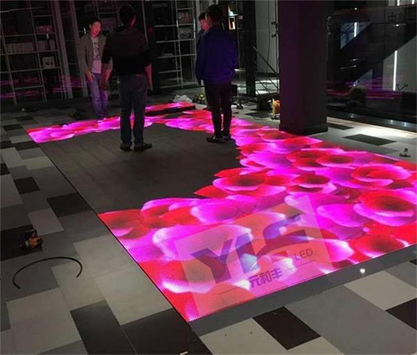 p6.25 LED地砖屏