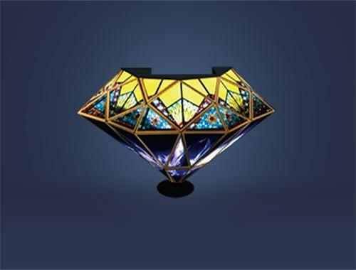 钻石LED DJ屏